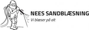 Nees Sandblæsning, Logo